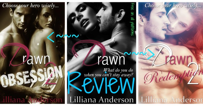 BLOG TOUR GIVEAWAY & REVIEW • SULTAN: DRAWN by Lilliana Anderson