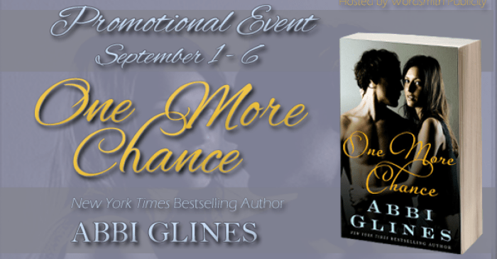 PROMO TOUR: ONE MORE CHANCE by Abbi Glines
