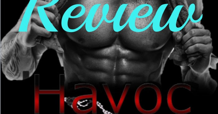 ARC Review & Release Day Blitz: Havoc by Xavier Neal