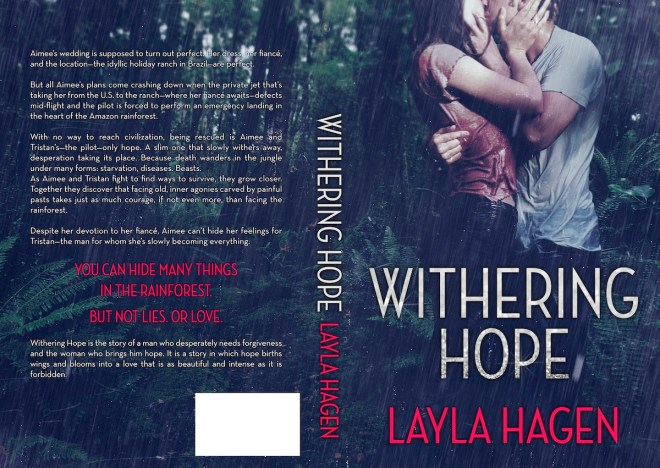 WITHERING HOPE full jacket