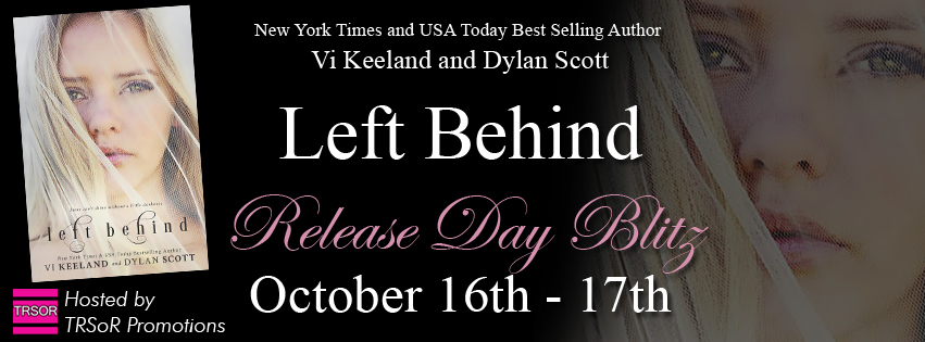 left behind release day blitz banner