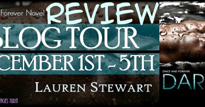 REVIEW & GIVEAWAY: DARKER WATER by Lauren Stewart