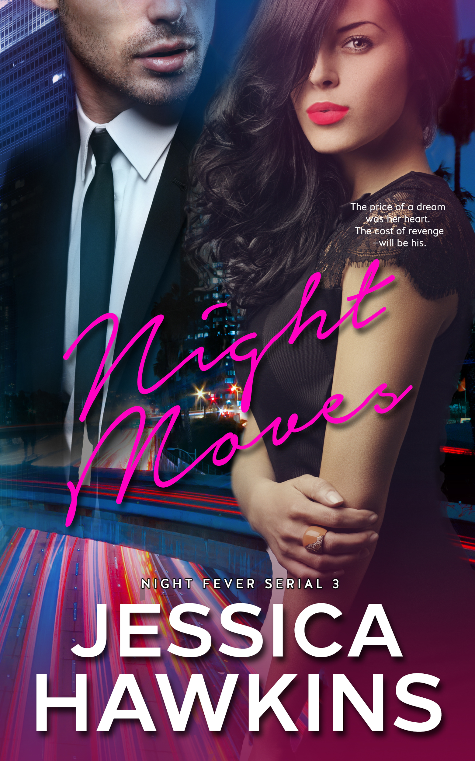 COVER REVEAL & GIVEAWAY: NIGHT MOVES by Jessica Hawkins