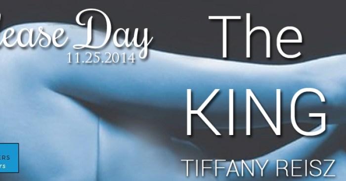 RDB GIVEAWAY & Q&A: THE KING by Tiffany Reisz