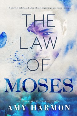 The Law of Moses Cover