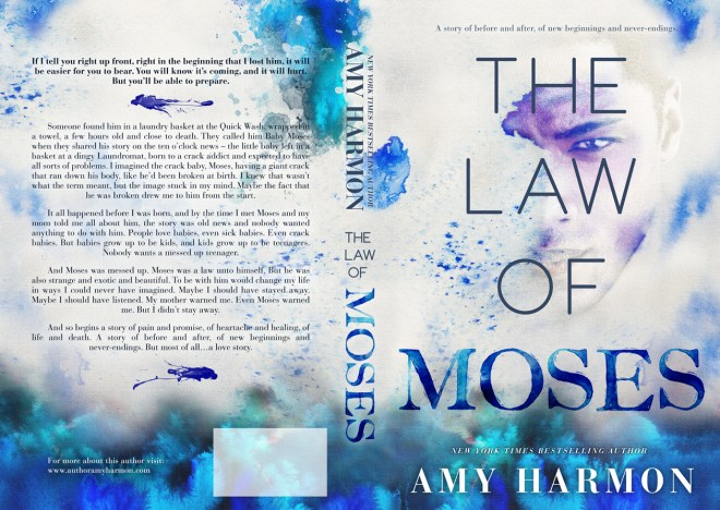The Law of Moses full cover