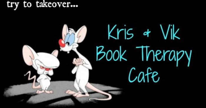 Kris & Vik Book Therapy Cafe fb Takeover Sign-Up