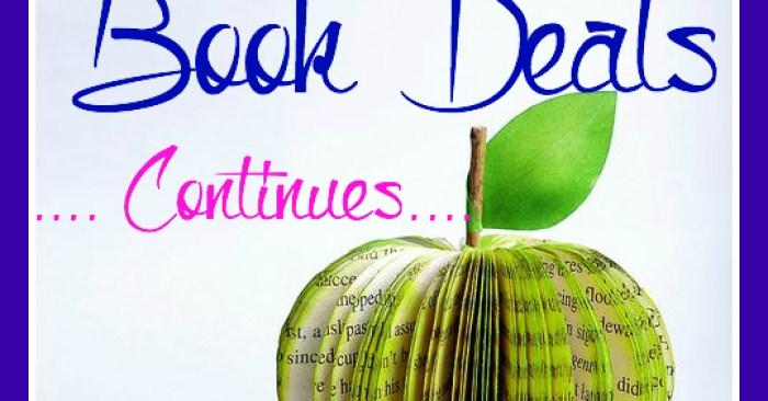 Even MORE Black Friday Book Deals…
