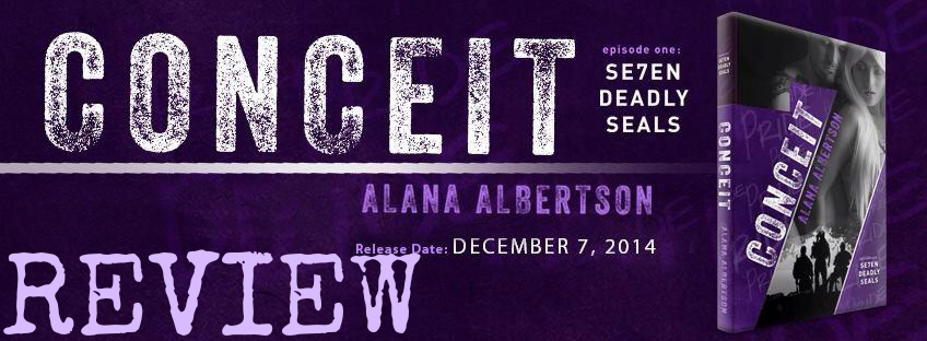 REVIEW & GIVEAWAY: CONCEIT by Alana Albertson