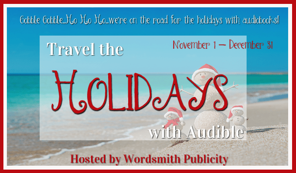TRAVEL THE HOLIDAYS WITH AUDIOBOOKS • GIVEAWAY featuring Colleen Hoover & Tammara Webber