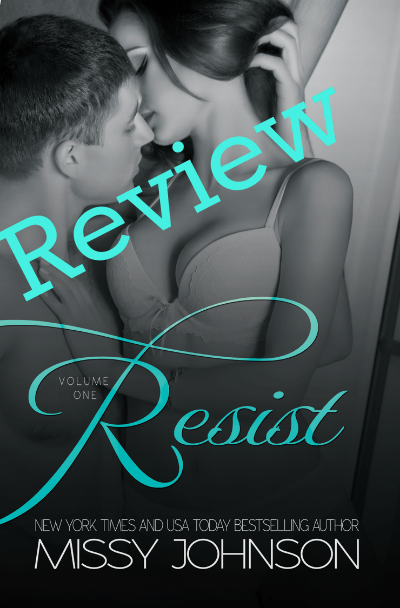 ARC Review: Resist by Missy Johnson