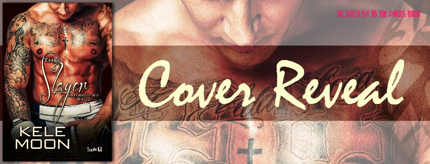 COVER REVEAL & GIVEAWAY: THE SLAYER by Kele Moon