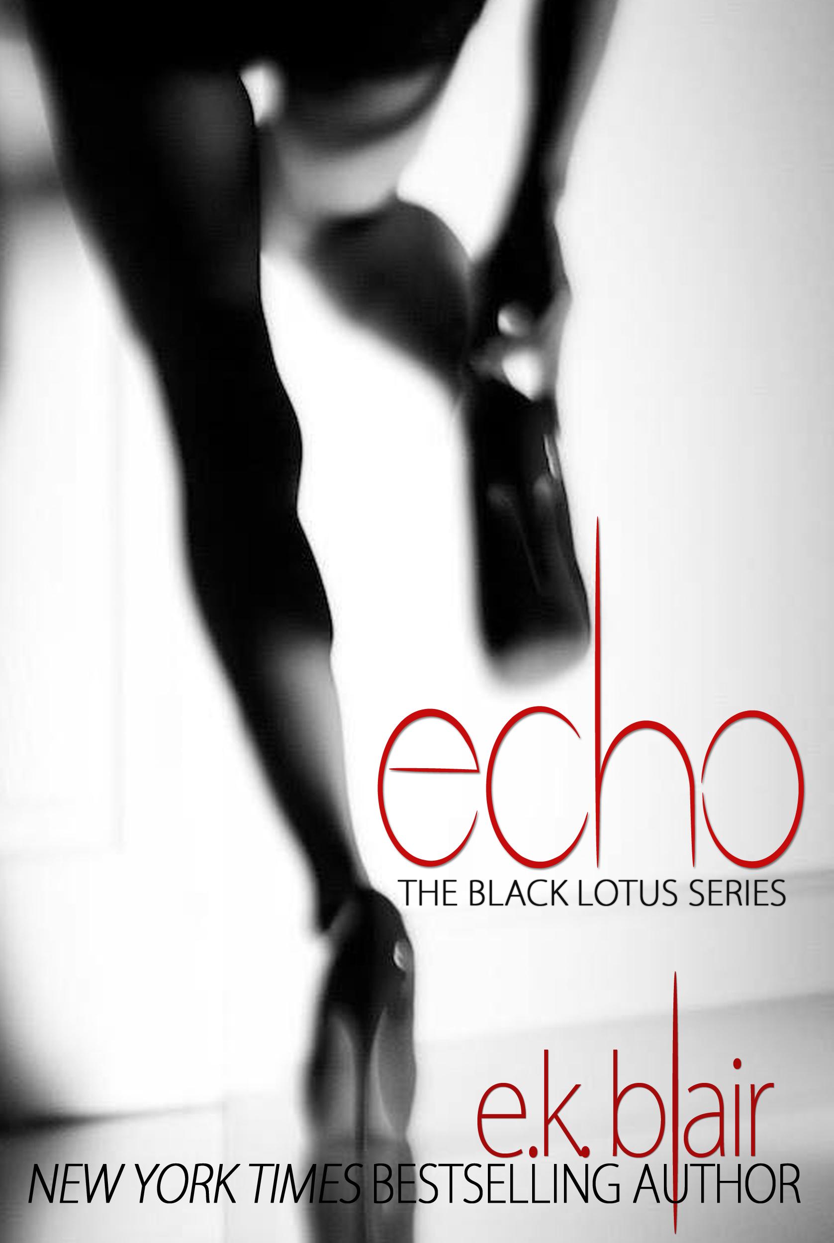 COVER REVEAL: ECHO by E.K. Blair
