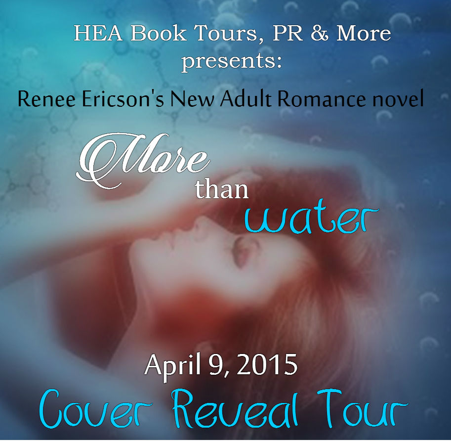 Cover Reveal: More Than Water by Renee Ericson