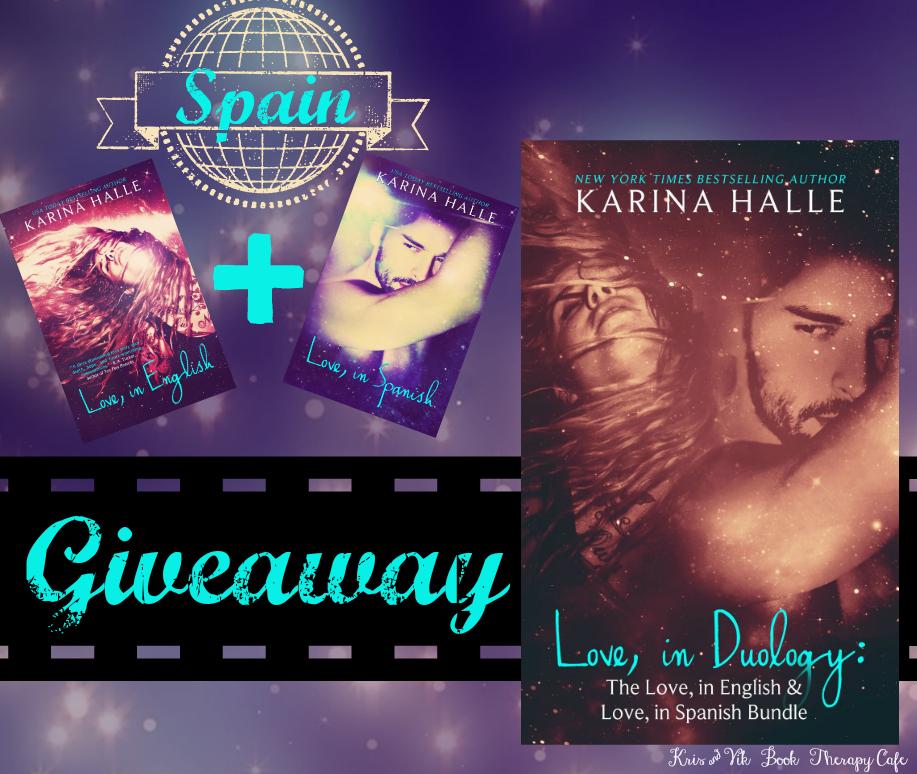 Karina Halle Giveaway