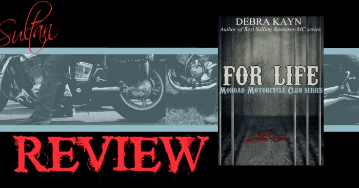 REVIEW: FOR LIFE by Debra Kayn