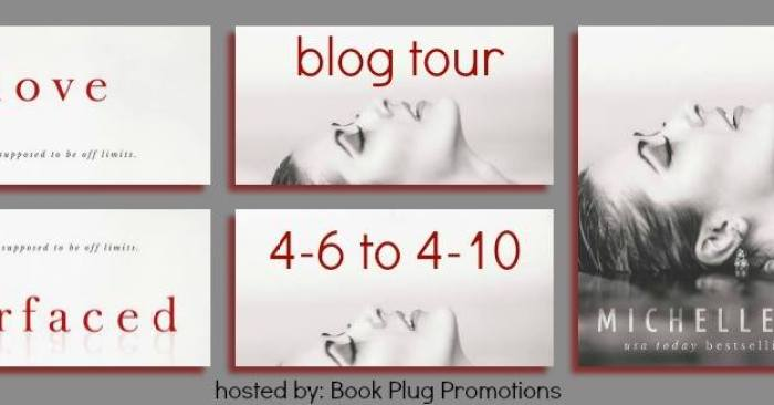 REVIEW & GIVEAWAY: LOVE SURFACED by Michelle Lynn