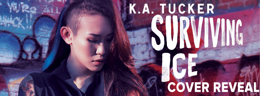 COVER REVEAL: SURVIVING ICE by K.A. Tucker