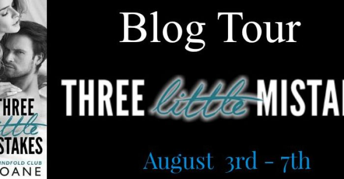 REVIEW & EXCERPT: THREE LITTLE MISTAKES by Nikki Sloane