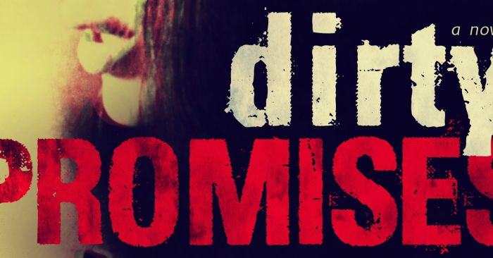 COVER REVEAL: DIRTY PROMISES by Karina Halle