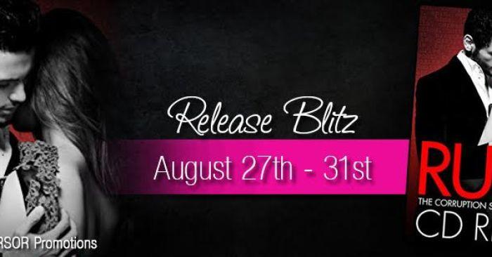 RELEASE BLITZ: RULE by CD Reiss