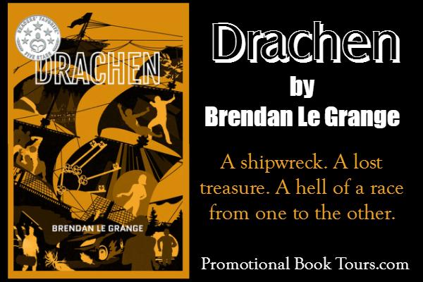 BOOK BLITZ: DRACHEN by Brendan La Grange