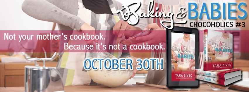 Baking and babies banner