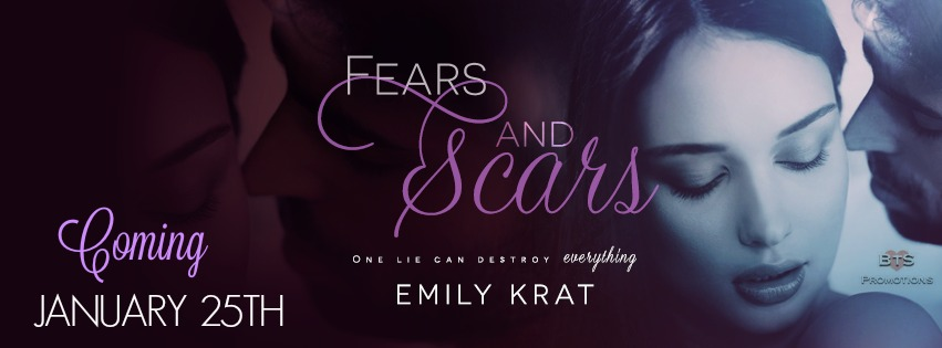 Fears And Scars Excerpt Banner