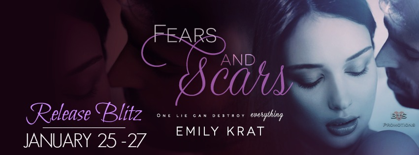 REVIEW & GIVEAWAY: FEARS AND SCARS by Emily Krat