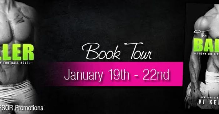 REVIEW & GIVEAWAY: THE BALLER by Vi Keeland