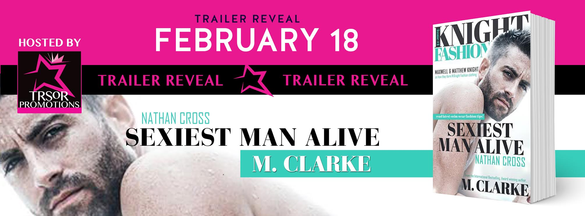 sexiest man alive trailer reveal