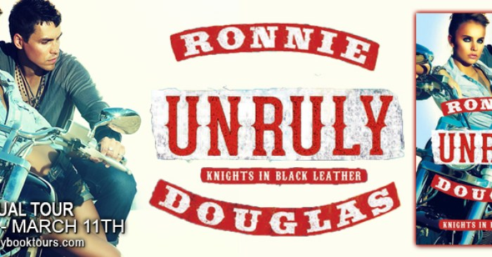 REVIEW, EXCERPT & GIVEAWAY: UNRULY by Ronnie Douglas