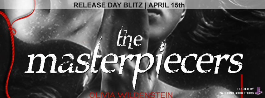 RELEASE BLITZ: THE MASTERPIECERS by Olivia Wildenstein