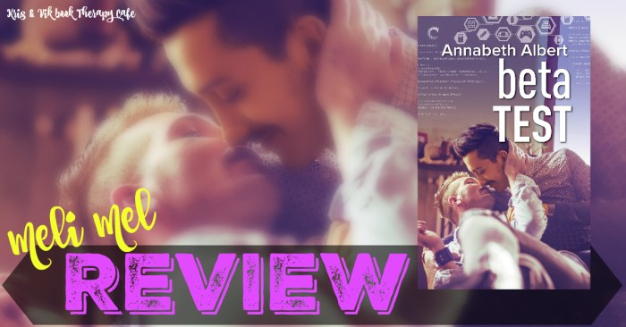 REVIEW: BETA TEST by Annabeth Albert