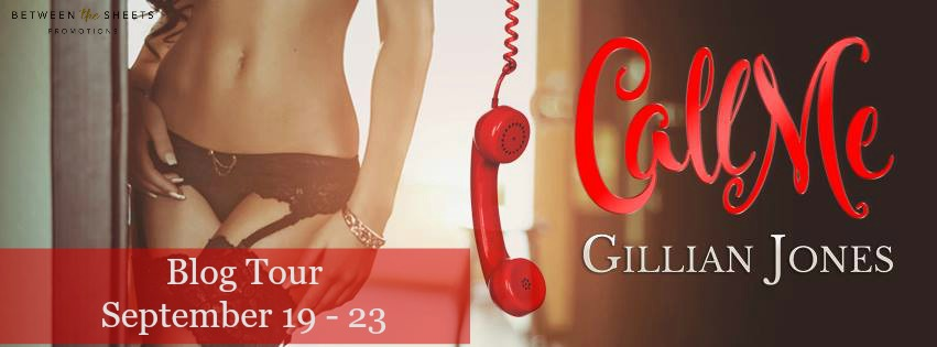 REVIEW, EXCERPT & GIVEAWAY: CALL ME by Gillian Jones