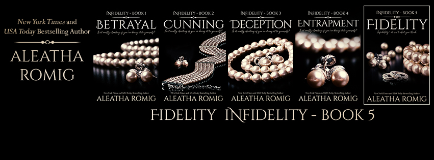 COVER REVEAL: FIDELITY by Aleatha Romig