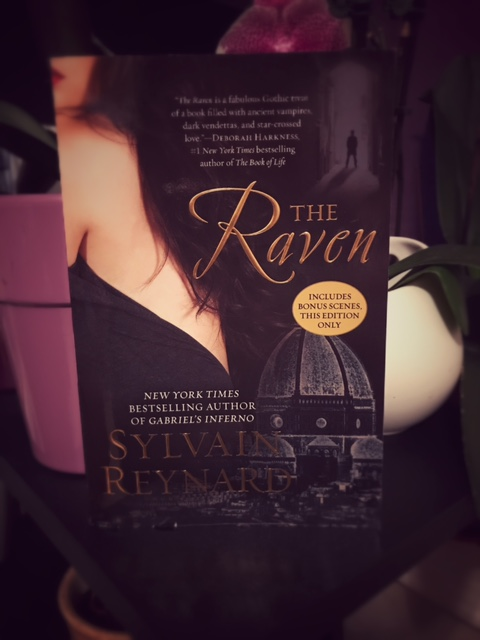 FIRST LINES FRIDAYS - The Raven by Sylvain Reynard