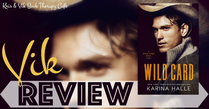 REVIEW: WILD CARD by Karina Halle