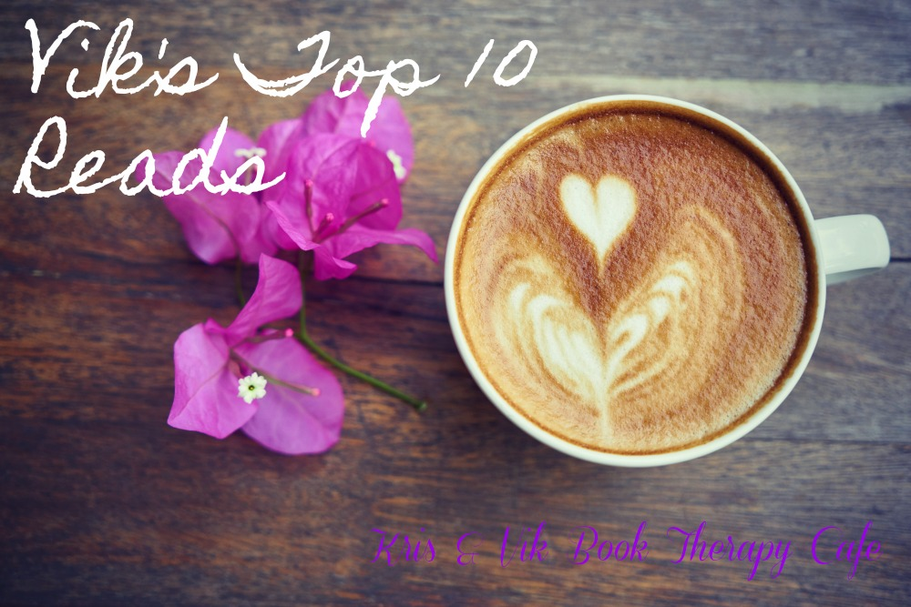 Vik's Top 10 Reads of 2017
