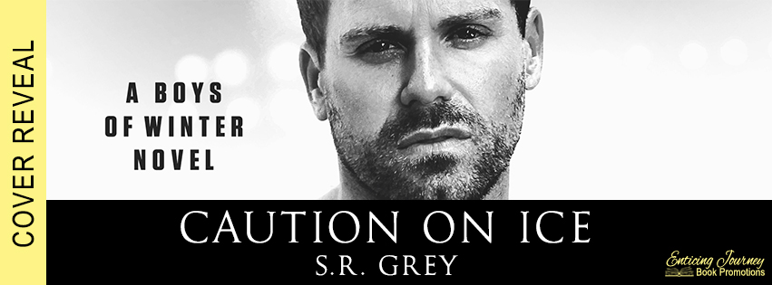 COVER REVEAL: CAUTION ON ICE by S.R. Grey