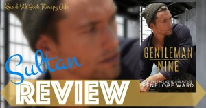 REVIEW: GENTLEMAN NINE by Penelope Ward