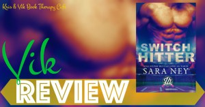 REVIEW: SWITCH HITTER by Sara Ney