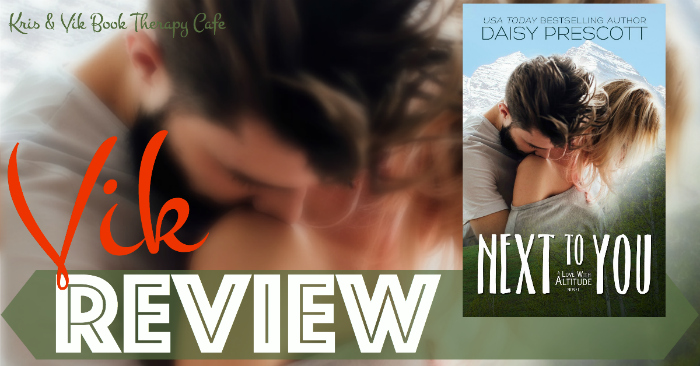 REVIEW: NEXT TO YOU by Daisy Prescott