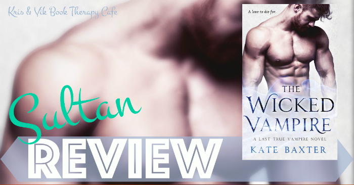REVIEW: WICKED VAMPIRE by Kate Baxter