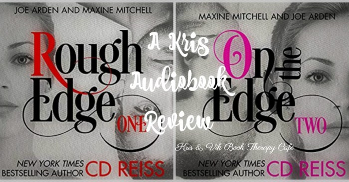AUDIOBOOK REVIEW: THE EDGE: Cutting Edge, Rough Edge & On The Edge