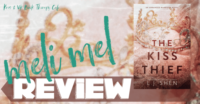 ✔ #NewRelease REVIEW & EXCERPT: THE KISS THIEF by L.J. Shen