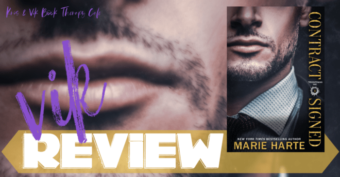 ✔ #NewRelease REVIEW: CONTRACT SIGNED by Marie Harte