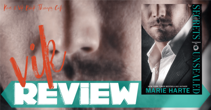 ✔ #NewRelease REVIEW: SECRETS UNSEALED by Marie Harte