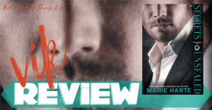 REVIEW: SECRETS UNSEALED by Marie Harte