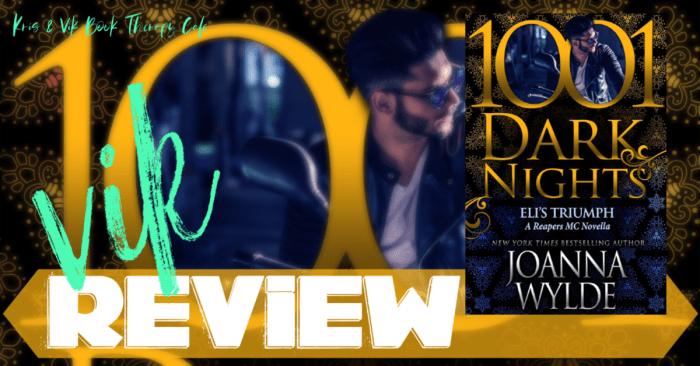 REVIEW: ELI'S TRIUMPH by Joanna Wylde